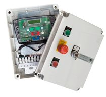 Lockable Control Box